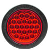 44544 High-Diode Red Turn Signal/Parking Lamp
