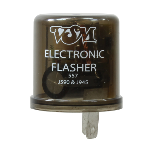 VSM557 2-Pin, 10-Lamp Heavy Duty Electronic Flasher